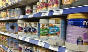 Bắt buộc đăng ký giá bán sản phẩm sữa dành cho trẻ em dưới 6 tuổi