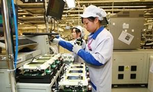 Điều kiện kinh doanh trong lĩnh vực sản xuất tháng 5 đã tốt lên
