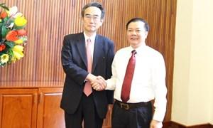 Đẩy mạnh hợp tác tài chính song phương Việt Nam – Nhật Bản