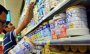 Siêu thị sẽ ngưng bán sữa nếu doanh nghiệp không giảm giá