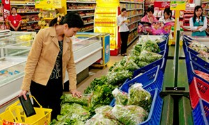 Một số giải pháp phát triển thị trường hàng hóa trong nước