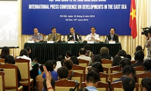 Trung Quốc tiếp tục gia tăng căng thẳng bằng hành động vi phạm luật pháp quốc tế
