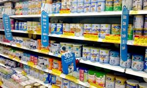 Gỡ vướng về bình ổn giá sữa của TP. Hồ Chí Minh