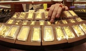 Sắp khởi động sàn giao dịch vàng quốc tế