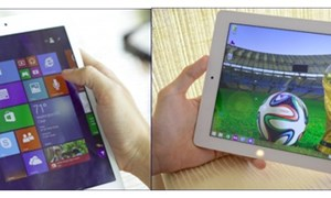 Ra mắt thị trường máy tính bảng Windows 8.1 thương hiệu Việt đầu tiên