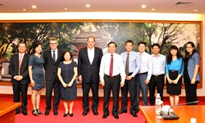 AIA tích cực tham gia thị trường bảo hiểm Việt Nam