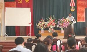 Cục Thuế tỉnh Sơn La tập huấn nghiệp vụ thanh tra, kiểm tra thuế