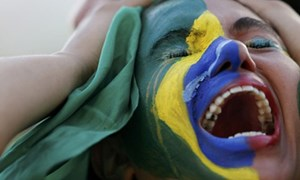 World Cup - con dao hai lưỡi với kinh tế Brazil