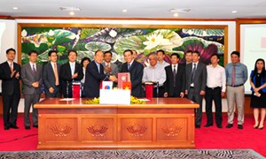 Thu hút thêm 162 triệu USD vốn ODA từ Chính phủ Hàn Quốc