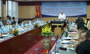 Phó Thủ tướng Nguyễn Xuân Phúc: Xử lý nghiêm hành vi bảo kê buôn lậu