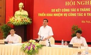 Ban Kinh tế Trung ương đã thực hiện tốt vai trò tham mưu chiến lược về kinh tế - xã hội