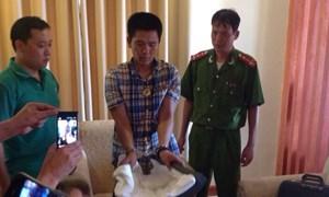 Bộ trưởng Đinh Tiến Dũng biểu dương thành tích bắt gần 4 kg ma túy đá tại Lạng Sơn