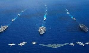 Ngăn chặn Trung Quốc lộng hành ở Biển Đông