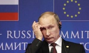 """Ngân hàng quốc tế """"đóng hầu bao"""" với Nga"""