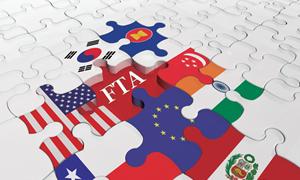 Tăng cơ hội phát triển kinh tế từ đàm phán các hiệp định thương mại
