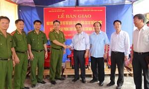 Ngành Dự trữ Quốc gia: Góp sức vào công tác phòng cháy, chữa cháy