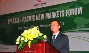 Đẩy mạnh hợp tác phát triển các Sở Giao dịch Chứng khoán khu vực ASEAN