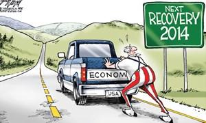 Kinh tế Mỹ nhọc nhằn tìm lại vị thế