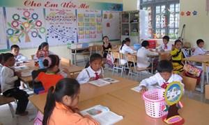 BIDV khánh thành Trường Tiểu học và Trung học cơ sở Võ Nguyên Giáp tại Điện Biên