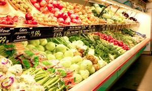 Nông sản Việt rộng lối sang Nga
