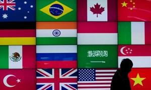 G20 cảnh báo nguy cơ rủi ro thị trường tài chính