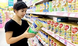 Hơn 3 tháng bình ổn, giá sữa đã giảm 0,3 – 34%