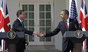 Hoa Kỳ và Anh