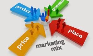 Hoạt động marketing hỗn hợp: Kinh nghiệm cho các doanh nghiệp sản xuất