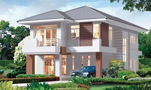 Giá biệt thự tại Hà Nội đạt trung bình 55 triệu đồng/m²