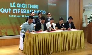 SSIAM và HNX tổ chức giới thiệu quỹ ETF SSIAM HNX30