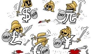 Chiến tranh tiền tệ quay trở lại: Xuất khẩu giảm phát