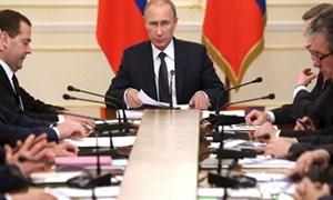 Cuộc chiến trừng phạt Nga-phương Tây: