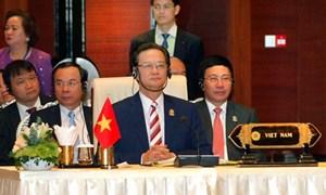 Thủ tướng Nguyễn Tấn Dũng: Hòa bình, hợp tác và phát triển tiếp tục là xu thế