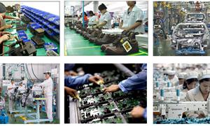 Nguồn lực tài chính đào tạo nhân lực phát triển công nghiệp hỗ trợ