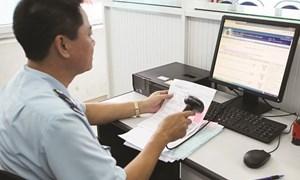Triển khai áp dụng mã vạch tại 5 Cục Hải quan