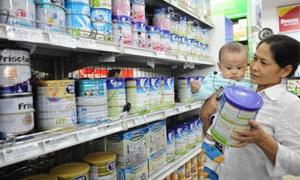 Từ 1/3/2015, cấm quảng cáo sữa cho trẻ dưới 2 tuổi