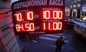 Nga đã vượt qua được khủng hoảng tiền tệ?