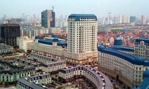 Tốc độ mở rộng đô thị của Việt Nam đang tăng chóng mặt