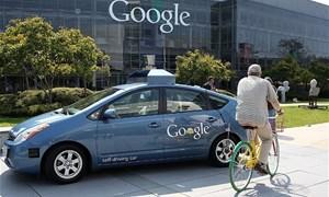 """Google sẽ trở thành """"kỳ phùng địch thủ"""" của Uber?"""