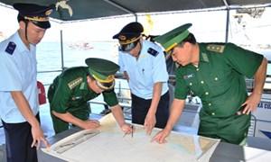 Ngành Hải quan tham gia bảo vệ chủ quyền lãnh thổ, an ninh biên giới