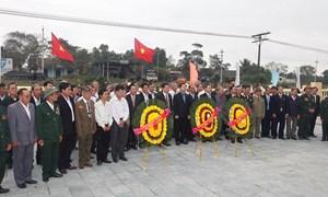 Tập đoàn Bảo Việt tri ân các anh hùng liệt sỹ