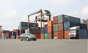 """""""Đánh tháo"""" 26 container ra khỏi cảng để thu lợi bất chính"""