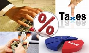 Các giải pháp về thuế thúc đẩy doanh nghiệp phát triển năm 2015