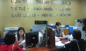 Cục Thuế TP. Hà Nội – Đi đầu trong thi đua, điển hình trong công tác
