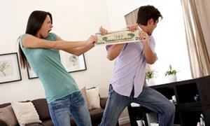 Làm sao khi hai vợ chồng có thói quen chi tiêu khác nhau?