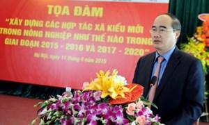 Hợp tác xã kiểu mới: Hướng đi cho nông nghiệp Việt Nam