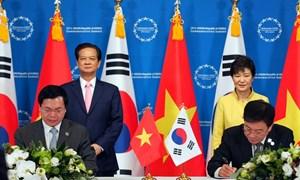 Hiệp định FTA Việt Nam - Hàn Quốc: Động lực thúc đẩy hợp tác kinh tế song phương