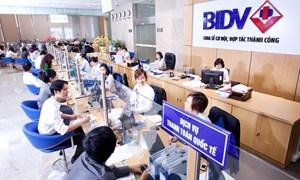 BIDV tăng vốn điều lệ lên 30.804 tỷ đồng
