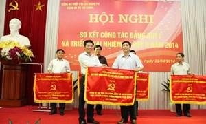 Sôi nổi học tập và làm theo tấm gương đạo đức Hồ Chí Minh