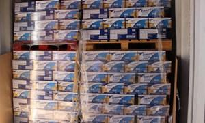 Khởi tố vụ buôn lậu sữa tại Công ty Bảo Cửu Phong